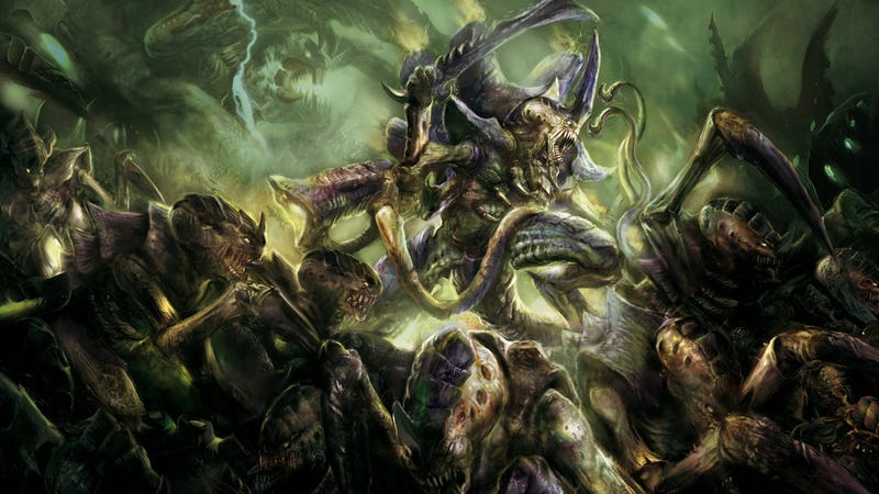 Illustration for article titled Warhammer: Eternal Crusade almost tried Crowdfunding, Games Workshop said no.