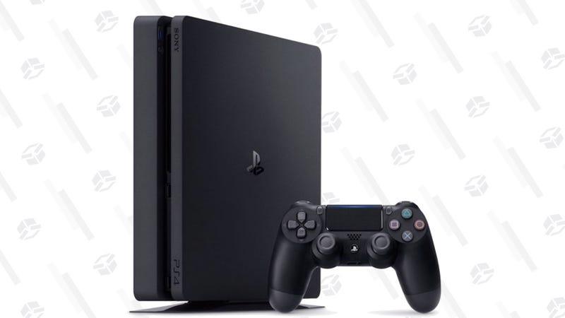 PS4 Slim 1TB Console | $199 | Walmart