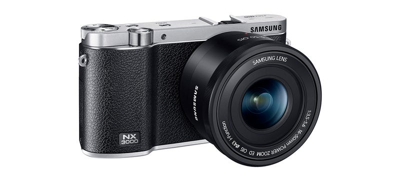 Illustration for article titled Samsung NX3000: A Little Cheaper, a Little Simpler, But Mostly the Same