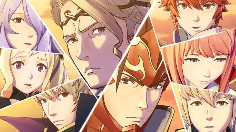 Illustration for article titled The real war in Fire Emblem Fates is between nature and nurture