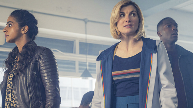 Doctor Who Just Flipped Its Entire Script