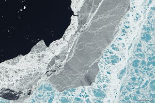 Illustration for article titled Marvel At The Variety Of Sea Ice Along The Northwest Passage