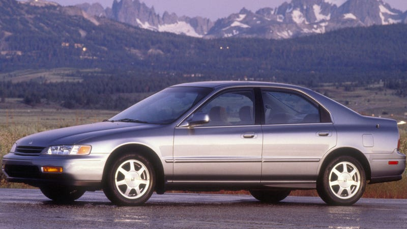 Why The 1997 Honda Accord Is Most Stolen Car In US
