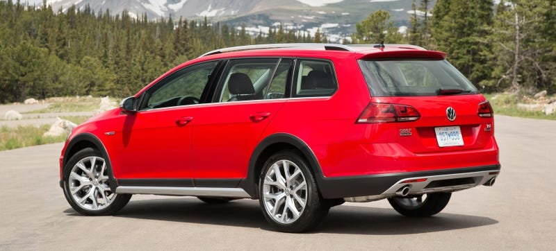 Why The Volkswagen Golf Alltrack Might Be Dead On Arrival - Vw alltrack invoice price