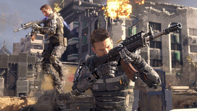Illustration for article titled Call of Duty: Black Ops 3 Won't Have A Campaign On Last-Gen Consoles