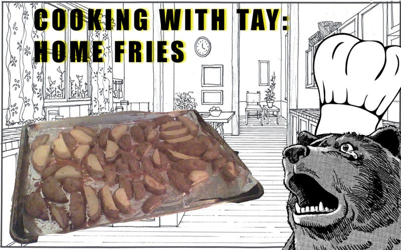 Illustration for article titled Cooking with TAY: Home Fries