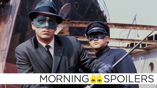 A New Green Hornet Movie Is on the Way