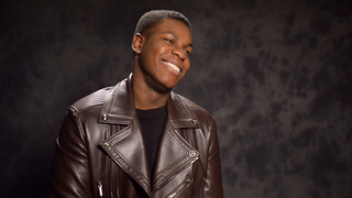 John Boyega            Video Screenshot