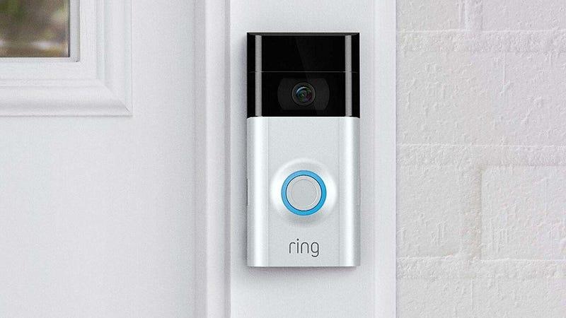 Ring Video Doorbell Pro + FREE Echo Dot   $199   AmazonRing Video Doorbell 2 + FREE Echo Dot   $169   Amazon
