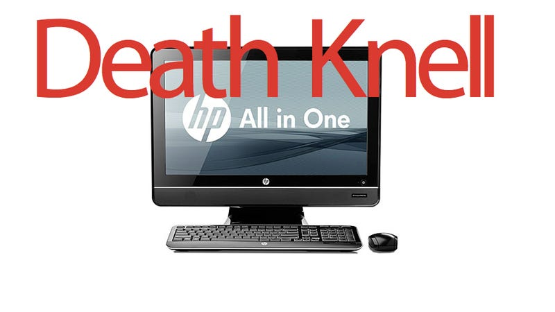 Illustration for article titled This All New HP Death Rattle Can Be Yours For Less Than One Stack