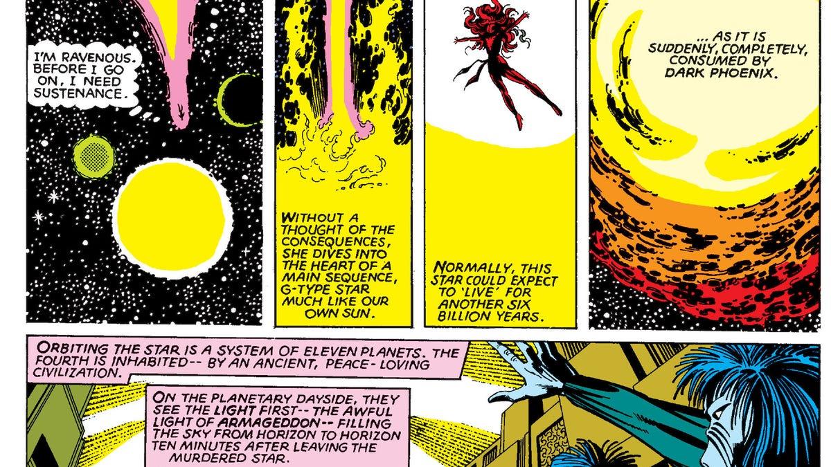 Dark Phoenix Movie: Alien Villains' Marvel Origins Explained