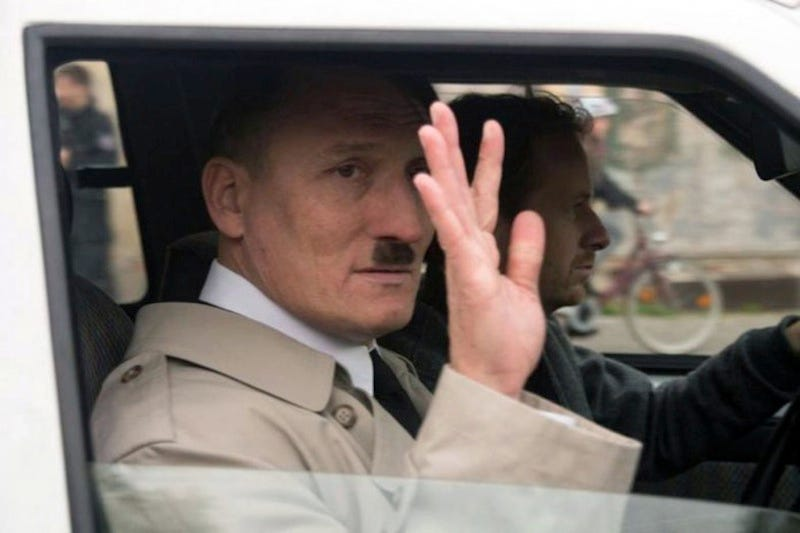 Illustration for article titled The No. 1 Movie in Germany Is a Hitler Comedy Called Look Who's Back