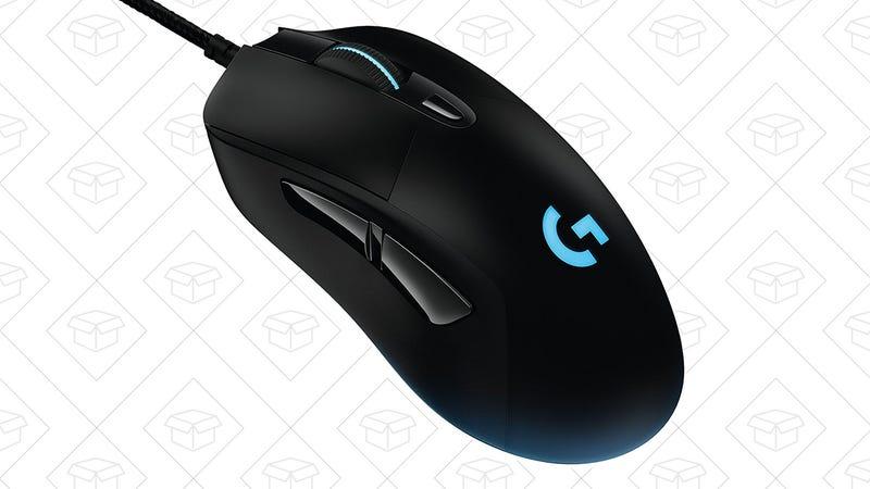 Logitech G403, $35