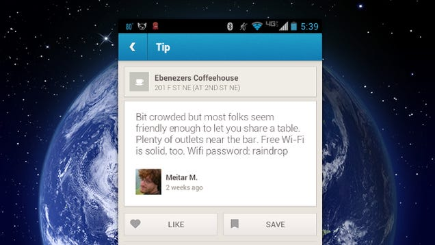Image result for foursquare wifi