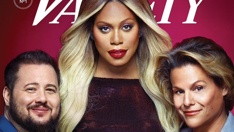 Illustration for article titled Laverne Cox: 'If All Things Were Equal, Then Everyone Should Be Able to Play Every Character'