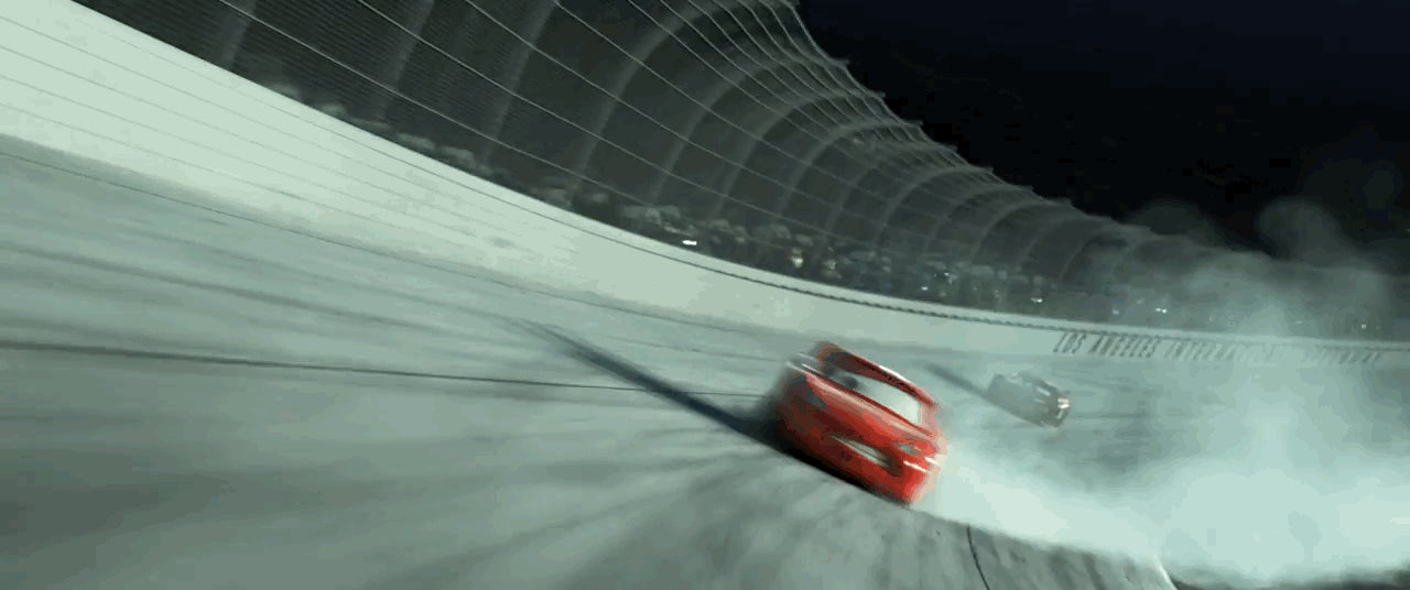 GIF & In the Cars 3 Trailer Lightning McQueen Is Urged to Give Up ... azcodes.com