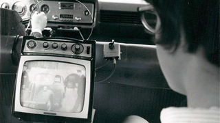 Illustration for article titled Ford's Autovision Put A TV In Your Car In 1965