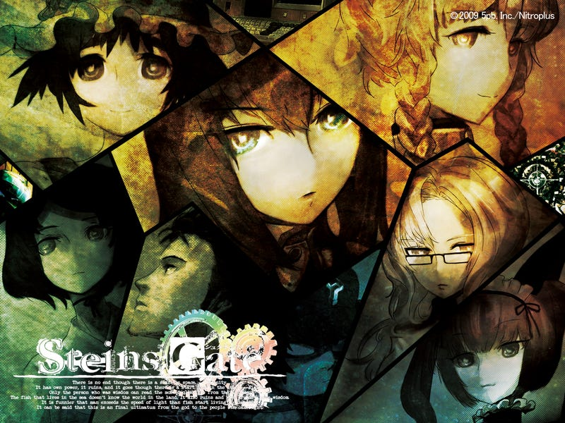 Illustration for article titled Steins;Gate PSVita and PS3 Version Coming To The West