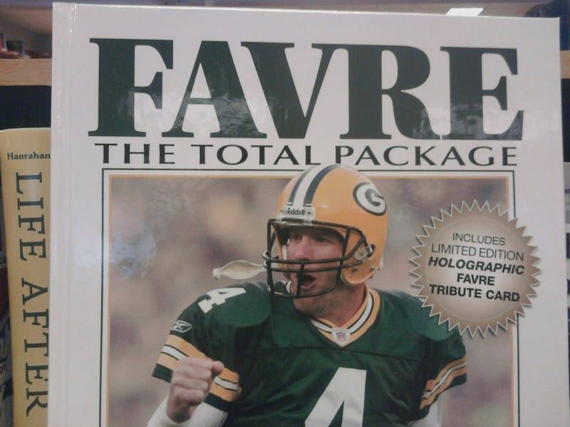 Illustration for article titled What They're Saying About Brett Favre's Penis Today