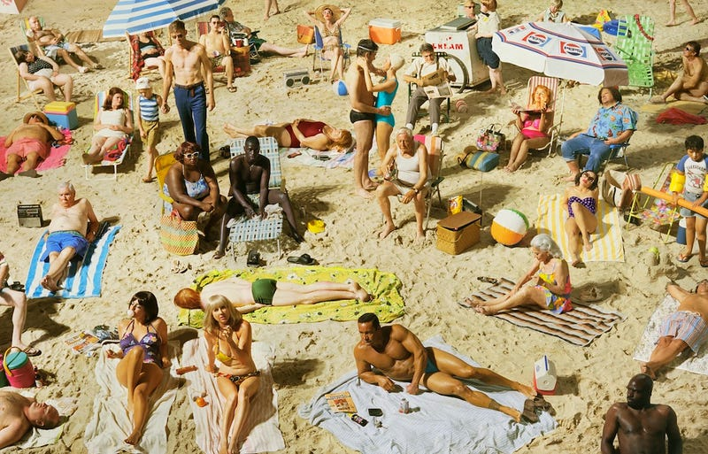 Illustration for article titled These Staged Pictures Are Perfect Visions of Imperfect Public Spaces