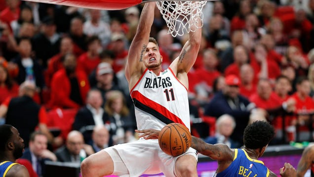 What The Hell Has Gotten Into Meyers Leonard?! [Update]