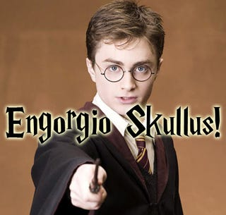 Illustration for article titled Harry Potter Magically Renames Classic Video Game Cheat