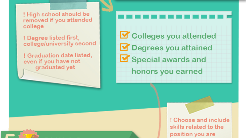 this resume checklist helps you fill out your blank resume