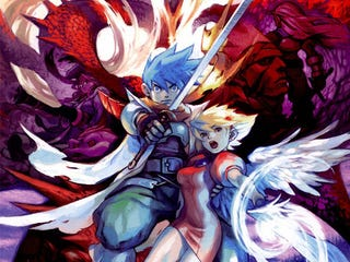 Illustration for article titled Breath of Fire III (PSP) Finally Coming to NA Digitally