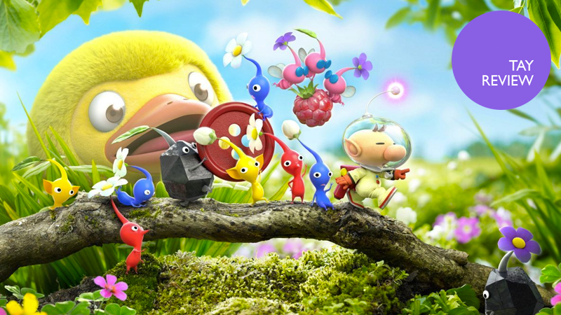 Illustration for article titled Hey! Pikmin: The Tay Review