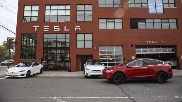 Tesla Would Take Nearly 1,600 Years To Make The Amount Of Money The Stock Market Values It At