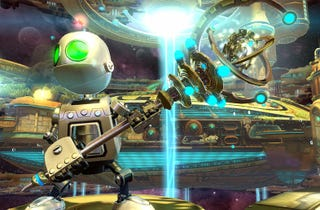 Illustration for article titled Ratchet & Clank Will Be Out In October