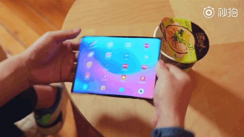 Xiaomi Looks Close to Unleashing a Third Contender in the Foldable Phone Wars