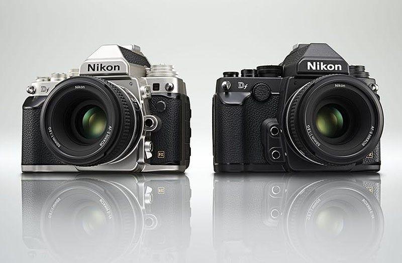 Illustration for article titled Nikon Df: una réflex reducida para puristas y nostálgicos