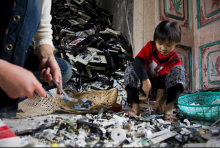 Illustration for article titled China's E-Waste Problem Poisons Children, Destroys Cities