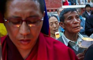 Illustration for article titled Ártatlan tibeti szerzeteseket lőttek fejbe kínai rendőrök