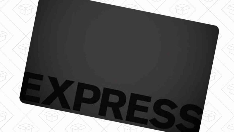 $50 Express Gift Card, $40