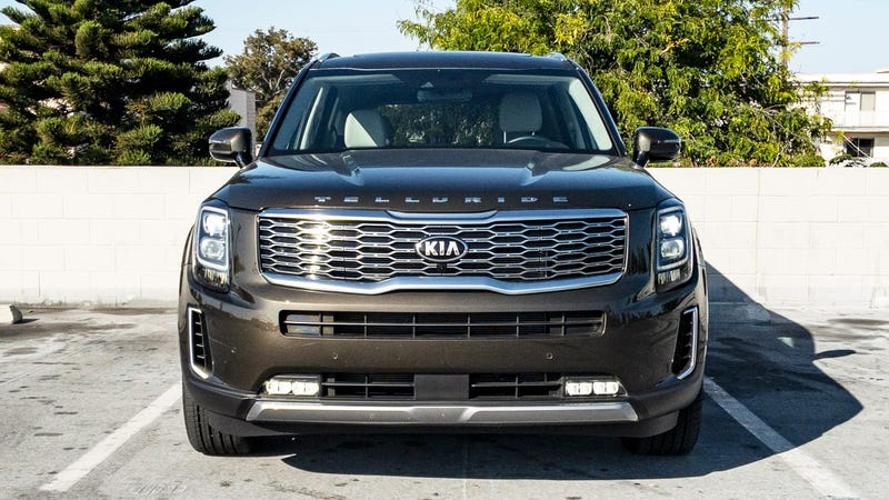 Of All Truck-Looking SUVs The Kia Telluride Feels The Least Truckish