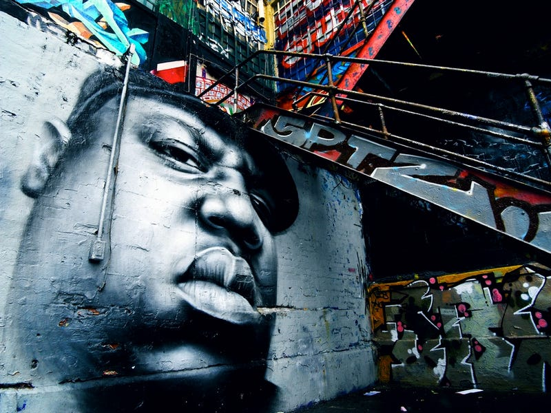 Illustration for article titled 5 Pointz Is Gone and I'm Heartbroken