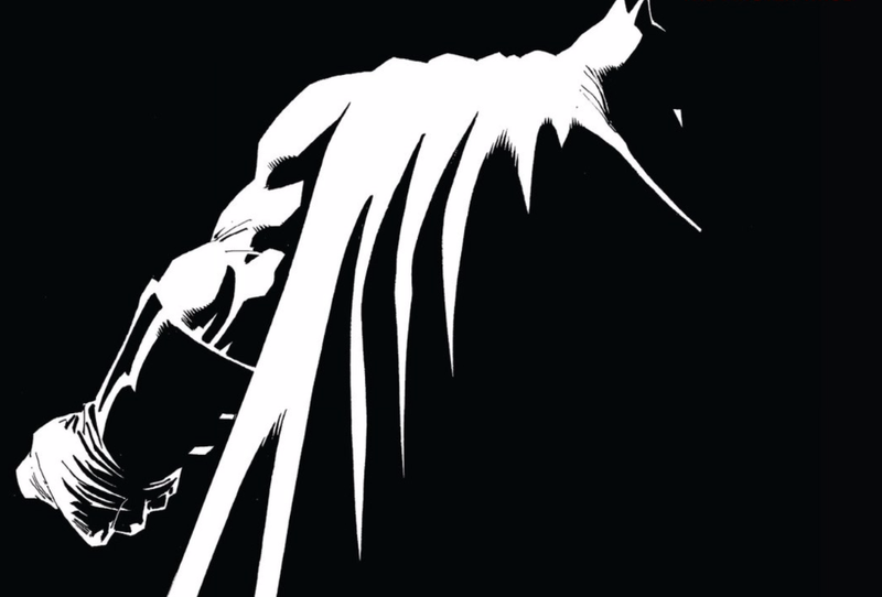 Illustration for article titled Dark Knight III: The Master RaceIs a Strange Sequel to A Batman Classic