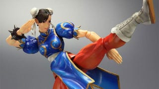 Illustration for article titled Square Enix Gets Chun-Li's Thighs Right (But Not the Knees)