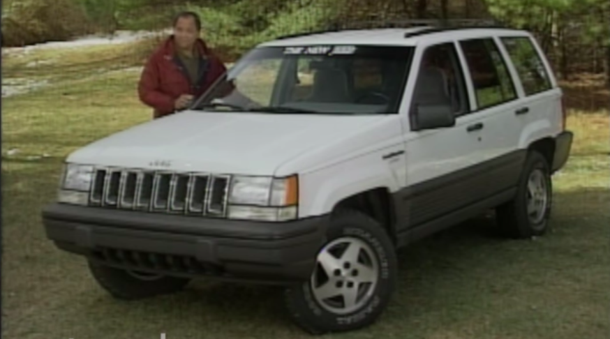watch motorweek drive an ultra rare manual jeep grand cherokee rh jalopnik com Jeep CJ Jeep XK