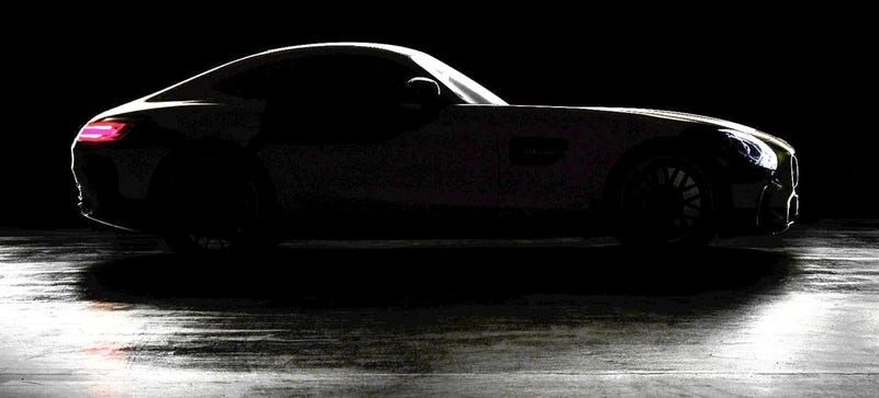 Illustration for article titled The Mercedes-AMG GT Is A Ferocious Blur