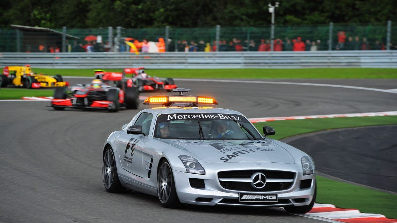your ridiculously safe mercedes sls amg wallpaper. Black Bedroom Furniture Sets. Home Design Ideas