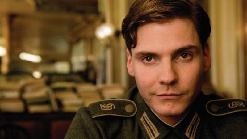 Daniel Bruhl in Inglourious Basterds