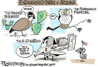 Illustration for article titled From today's Arizona Daily Star (Tucson, AZ)