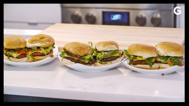 Fake Meat Taste Test: Can Trader Joe s Beat Beyond Meat and Impossible Burger?