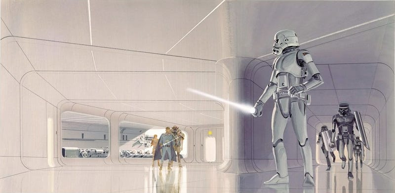 Illustration for article titled Photoshop Contest: Give Stormtroopers A Slick New Look For Episode VII!