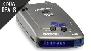 Illustration for article titled Escort Passport Discount, Timing Light, Battery Maintainer [Deals]