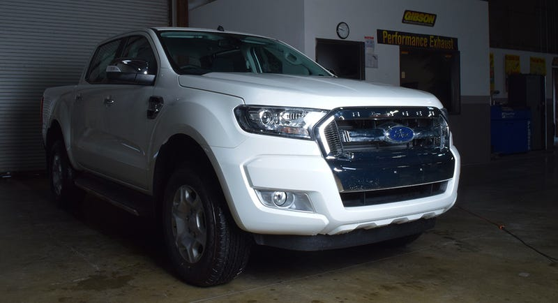 2016 Ford Ranger >> Here S What I Learned Driving The 2016 Ford Ranger You Can T Buy