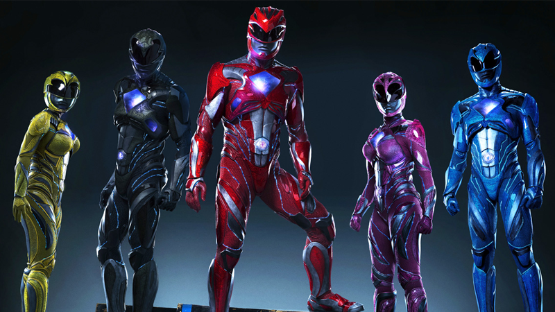 Illustration for article titled Here's Your First Look at the New Power RangersMovie Suits